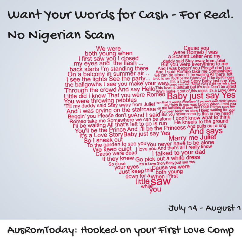Want Your Words for Cash - For Real. No (1)