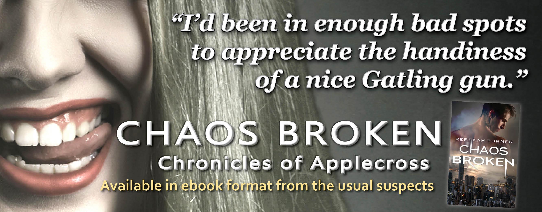 Chaos Broken – release day!